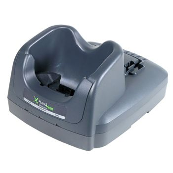 Honeywell Dolphin 6500, Single slot cradle, RS232/ USB,  Spare Battery Charging slot