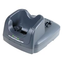 Dolphin 6500, Single slot cradle, RS232/ USB,  Spare Battery Charging slot