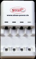 SINANPOWER BATTERY CHARGER