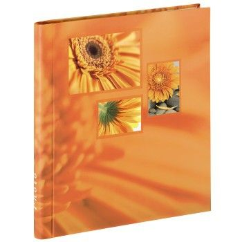 Singo  20 Pages      28x31 self-adhesive orange      106264