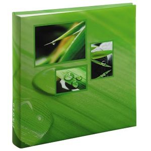 HAMA Jumbo  Singo          30x30 400photos 10x15 green     106253 (106253)