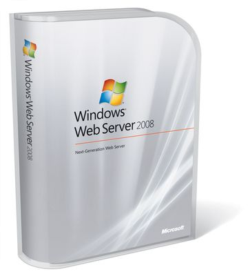 WINDOWS WEB SERVER OV LIC/SA PK A