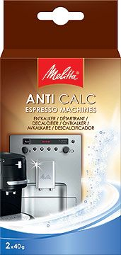 Anticalc Espresso Machines