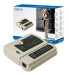 LOGILINK Cable tester for RJ11,