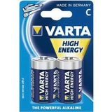 VARTA 1x2 High Energy Baby C LR 14