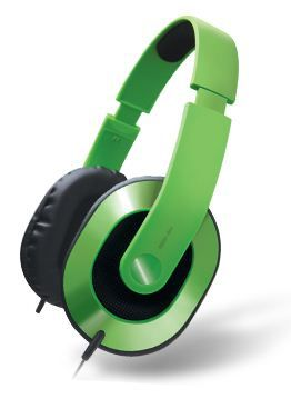 Headphone HQ-1600 Green