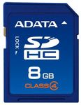 A-DATA 8GB SDHC Card Class