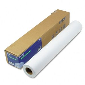 EPSON Presentation Paper HiRes 180 - Presentationspapper - Rulle (61 cm x 30 m) - 180 g/m2 - 1 rulle (rullar) - för Stylus Pro 7700, Pro 7890, Pro 9700, Pro 9890 (C13S045291)