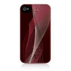 iPhone 4G Case Emerge Port Red
