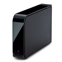 BUFFALO DRIVESTATION 2TB USB3.0 7200RPM EXT HDD HW ENCRYPTED (HD-LX2.0TU3-EU)