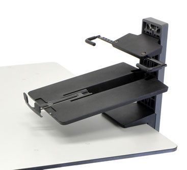 Laptop Mount w Clamp Accessory
