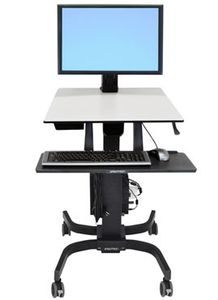 ERGOTRON WORKFIT-C Single HD