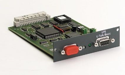 2 U-talk/ basic ports comm card