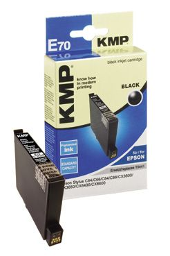 E70 ink cartridge black compatible with Epson T 044