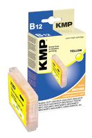 B12 ink cartridge yellow compatible w. Brother LC-1000 Y