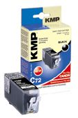 C72 ink cartridge black compatible with Canon PGI-520 BK
