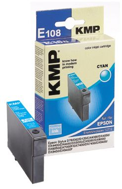 E108 ink cartridge cyan compatible with Epson T 071