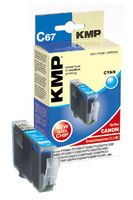 C67 ink cartridge cyan compatible with Canon CLI-8 C