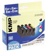 E97V Promo Pack   BK/C/M/Y compatible with Epson T061