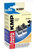 B5D ink cartridge black 2pcs compatible w. Brother LC-900 BK