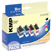 B5V Promo Pack compatible with LC-900 BK/C/M/Y