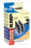 B13D ink cartridge BK 2pcs compatible mit Brother LC-970 BK
