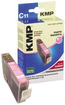 C11 ink cartridge photo mag. compatible with Canon BCI-3e PM