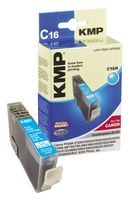 C16 ink cartridge cyan compatible with Canon BCI-6 C