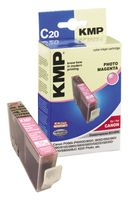 C20 ink cartridge photo mag. compatible with Canon BCI-6 PM