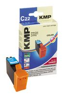 C22 ink cartridge color compatible with Canon BCI-24 C
