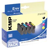 E70V Promo Pack   BK/C/M/Y compatible with Epson T 044