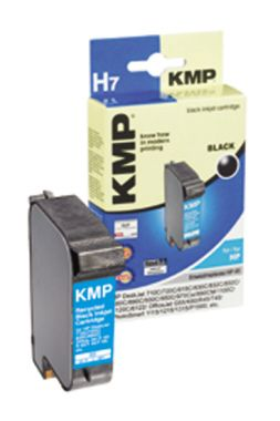 H7 ink cartridge black compatible with HP 51645 A