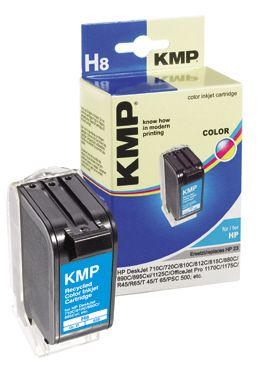 H8 ink cartridge color compatible with HP C 1823 A