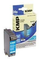 H9 ink cartridge black compatible with HP C 6615 D