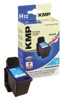 H12 ink cartridge color compatible with HP C 6657 AE