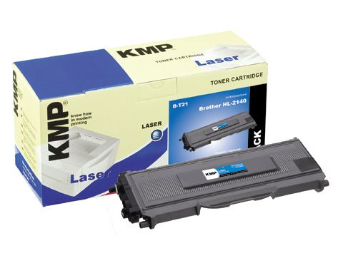 B-T21 Toner black compatible with Brother TN-2120