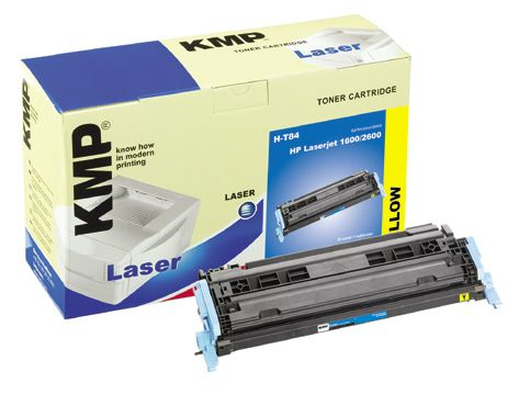 H-T84 Toner yellow compatible with HP Q 6002 A