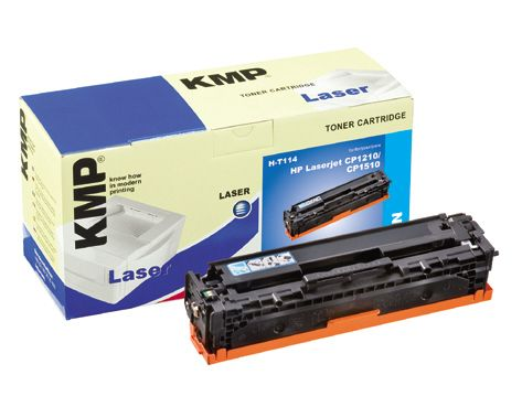 H-T114 Toner cyan compatible with HP CB 541 A