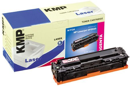 H-T124 Toner magenta compatible with HP CC 533 A