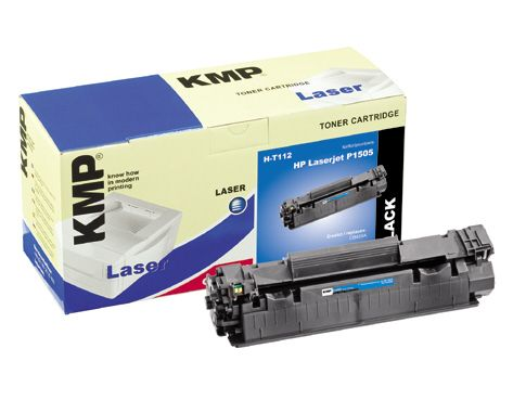 H-T112 Toner black compatible with HP CB 436 A