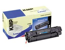 H-T100 Toner black compatible with HP CB 435 A