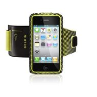 BELKIN iPhone 4S Sport Armband, convertable,  black (F8Z849cwC00)