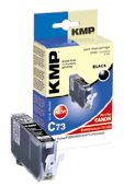 C73 ink cartridge black compatible with Canon CLI-521 BK