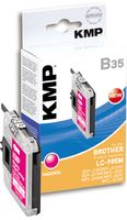 B35 ink cartridge magenta compatible with Brother LC-985 M