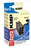 E97D ink cartridge BK 2pcs compatible with Epson T 061
