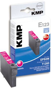 E123 ink cartridge magenta compatible with Epson T 128