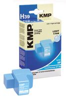 H39 ink cartridge light cyan comp. with HP C 8774 EE No. 363