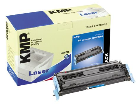 H-T81 Toner black compatible with HP Q 6000 A