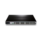 D-LINK 24-port Layer 3 Managed Gigabit P