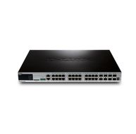 D-LINK 24-port Layer 3 Managed Gigabit P (DGS-3620-28PC/SI)